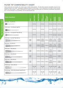 Compatibility Chart Header