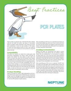 Plates Best Practice