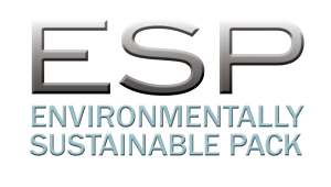 ESP embossed Logo